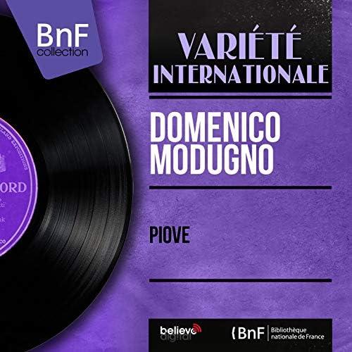 Domenico Modugno feat. William Galassini et son orchestre