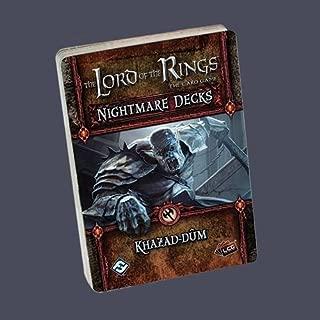 Khazad-Dum Lord of the Rings LCG Nightmare Decks