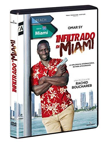 Infiltrado en Miami [DVD]