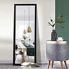 EXCEPTIONAL QUALITY: Strong durable polystyrene frame mirror. Use the premium silver glass mirror. This is to ensure that each of our mirrors provides maximum clarity, durability, and distortion-free reflection.backing made from non-woven fabric to a...