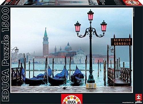 Puzzles Educa - Venecia al Atardecer