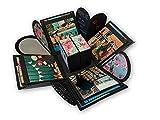 ewtshop® Explosionsbox, Geschenkbox zum selbst gestalten, mit integriertem Fotoalbum, DIY-Box für...