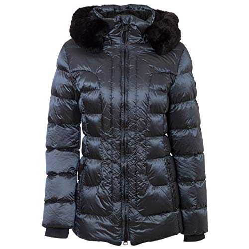 Wellensteyn Belvitesse Medium BVDM-877 Damen Winterjacke, Größe:XL, Farben:Indium