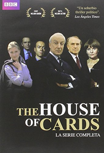 The House Of Cards (La Serie Completa) [DVD]