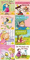 Pixi-Bundle 8er Serie 241: Pixis starke Prinzessinnen (8x1 Exemplar)