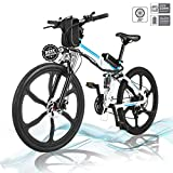 Hiriyt 26'' Electric Mountain Bike with Removable Large Capacity...