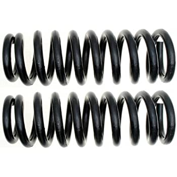 ACDelco 45H0376 Professional Front Coil Spring Set