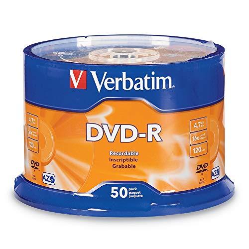 Blank DVD-R Discs