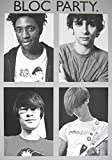 Bloc Party Poster 4 Pictures Silent Alarm