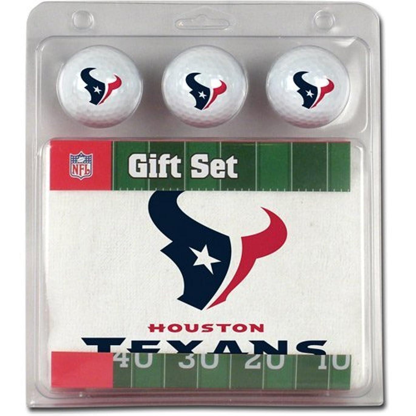 活性化相反するコインMcArthur Houston Texansゴルフギフトセット