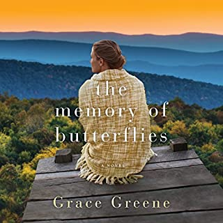 The Memory of Butterflies     A Novel              Written by:                                                                                                                                 Grace Greene                               Narrated by:                                                                                                                                 Brittany Pressley                      Length: 9 hrs and 12 mins     Not rated yet     Overall 0.0