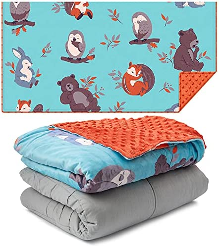 Top 10 Best adult weighted blanket good night sleep by sonno zona Reviews