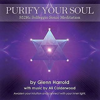 852hz Solfeggio Meditation audiobook cover art