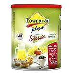 Adoçante Lowc Plus com Stevia Pote 500G