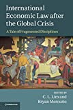 International Economic Law after the Global Crisis: A Tale of Fragmented Disciplines...