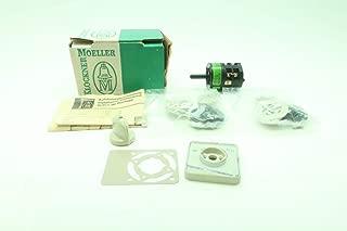KLOCKNER MOELLER T1-2-14/EZ Rotary CAM Switch 600V-AC 10A D637956