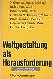 Herausgegeben von N.A. Luyten. [Grenzfragen - Veröffentlichungen des Instituts der Görres-Gesselschaft f. interdisz. Forschung, b. 3]. Verlag Alber. 1973.