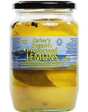 Carley's Organic Preserved Lemons 700g