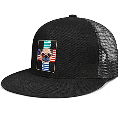 sknkdhgiJ Patriotic 4th of July It's 1776 Unisex Flatbrim Baseball Cap Fitted Stretch Dad Hat