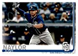 2019 Topps Update #US43 Josh Naylor San Diego Padres Rookie Baseball Card. rookie card picture