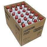 PITWORK(ピットワーク) 燃料系洗浄剤 F-ZERO(エフゼロ) レッドキャップ【ワコーズ製日産向けOEM商品】(ガソリン、ディーゼル共用燃料添加剤) 300ml KA650-30081×24本セット