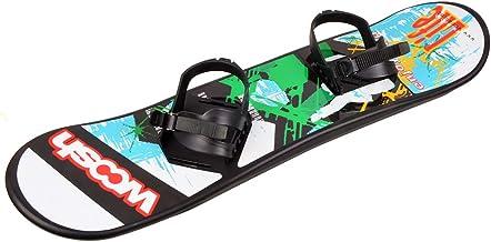 Woosh Freestyle - Tabla de snowboard para niños (95 cm)