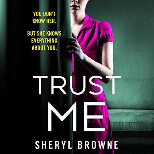Page de couverture de Trust Me