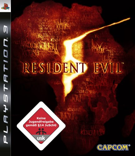 Capcom Resident Evil 5, PS3