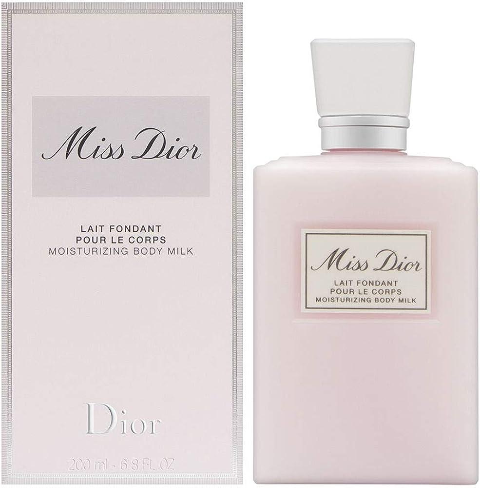Miss dior,latte per il corpo, 200 ml 3348901368230