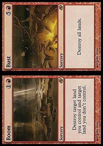 Magic: the Gathering - Boom // Bust - Planar Chaos
