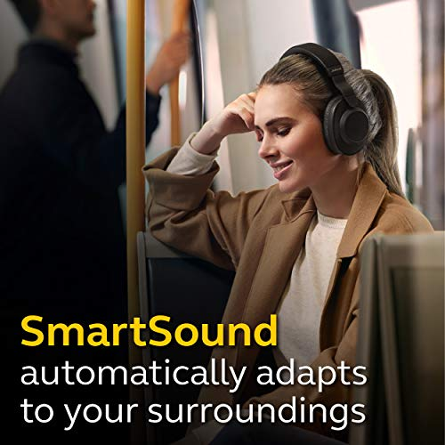 Jabra Elite 85h Wireless Noise-Canceling Headphones, Titanium Black – Over Ear Bluetooth Headphones Compatible with iPhone & Android are available on 20% Discount in Amazon deal.