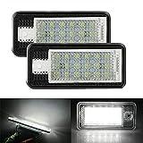 Lámpara LED para matrícula A-udi A3 8P S3 A4 B6 B7 A6 S6 A8 Q7