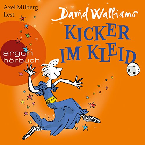 Kicker im Kleid                   By:                                                                                                                                 David Walliams                               Narrated by:                                                                                                                                 Axel Milberg                      Length: 3 hrs and 16 mins     Not rated yet     Overall 0.0