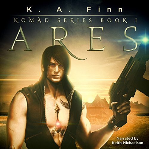 Ares cover art