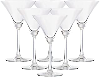 Ocean Madison Cocktail Glass, Pack of 6, Clear, 285 ml, 015C10