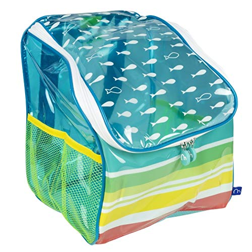 Imaginarium Backpack AQUARIO Stripes Mochila de Playa