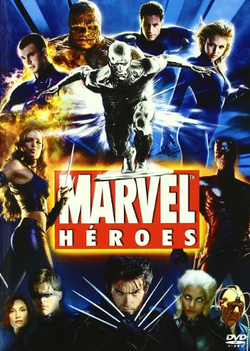 Marvel Heroes - Bxs 7 Títulos [DVD]