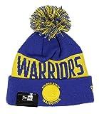 New Era Golden State Warriors Beanie NBA Team Tonal Blue/Yellow - One-Size