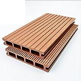 Suelo de madera de diy/aire libre,el balcón,suelo de madera al aire libre/pisos de madera/parquet del mosaico-A