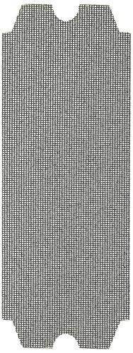 Marshalltown Sandpapier, 120er Körnung (5 Blätter/Beutel), Schleifpapier, für Trockenbauer, Grösse: 285x107 mm