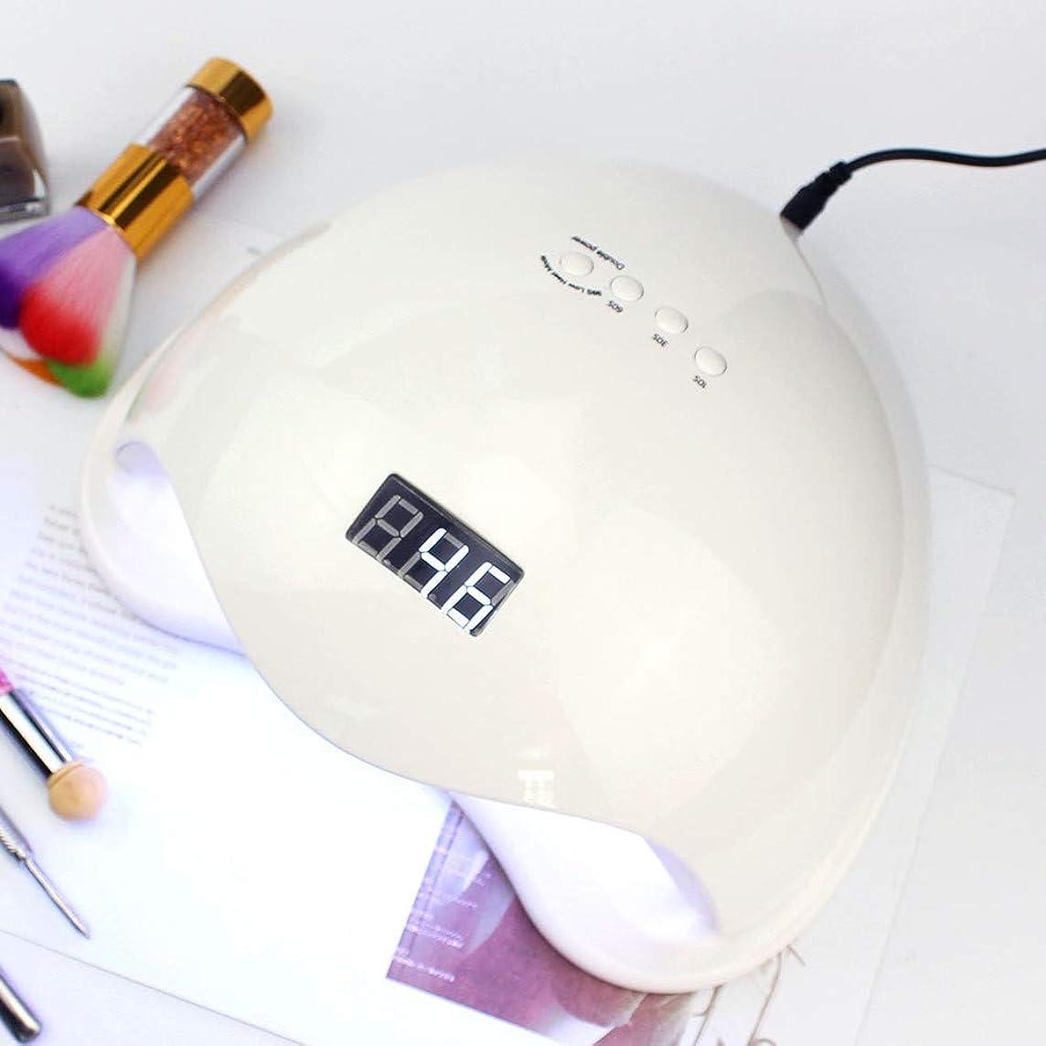 枝キャッシュ二週間ネイルドライヤー48W UV LEDネイルライト4タイマーセットプロのマニキュア硬化ランプ初心者の家族やサロンに適しています