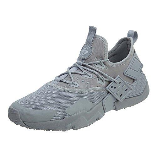 Nike Air Huarache Drift Men's Running Shoes Wolf Grey/White ah7334-004 (8 D(M) US)