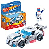 Mega GVM32 - Mega Construx + Hot Wheels GT Hunter Fahrzeug zum zusammenbauen, Spielzeug Bauset, für Kinder ab 5 Jahren, mehrfarbig