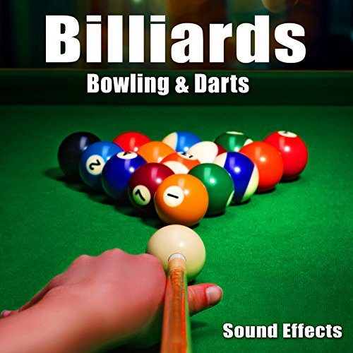 Billiards Stick Dropped onto Pool Table Take 2