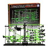 SpaceRail Glow In The Dark - Montaña rusa de movimiento per
