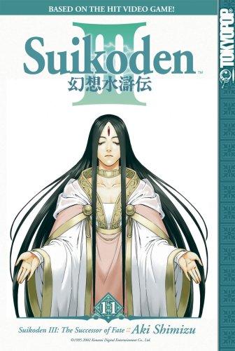Suikoden III Volume 11.