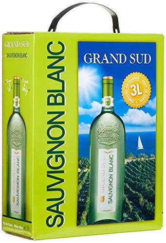 Grand Sud BIB Sauvignon Blanc Trocken (1 x 3 l)