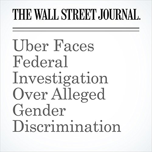 Uber Faces Federal Investigation Over Alleged Gender Discrimination copertina