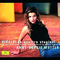 Vivaldi: The Four Seasons/Tartini: The Devil's Trill by Anne-Sophie Mutter (1999-11-02)