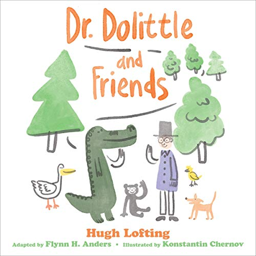 Dr. Dolittle and Friends cover art